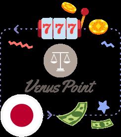 venus point japan